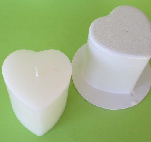 heart cylinder mould