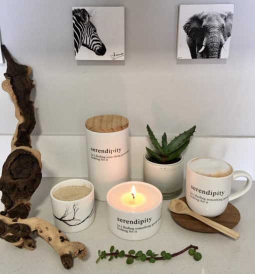 Make beautiful candles with our soy wax