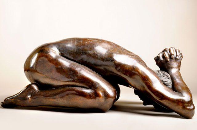 bronze art africa