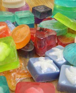Soap Dye