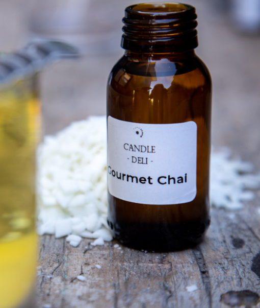 gourjet chai fragrance oil 500g