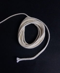 VRL26 wick for fat soy candles 25m